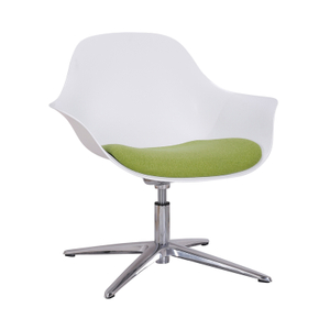 KB-S5-2 Seat Upholstered Leisure Chair with Leg