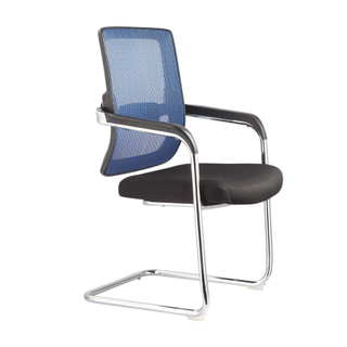 Popular Low Back Visitor Chair/ Lumbar Support Office Chair/ Arm Chair Office Use